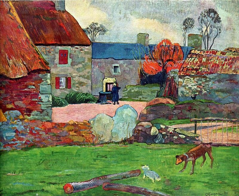 paul gauguin 1848 1903 essay Paul gauguin has 212 ratings and 10 reviews ac said: this is, as i've implied, a very neurotic book -- but by the end, the author (for all his idiosyncr goodreads helps you keep track of books you want to read start by marking paul gauguin: 1848-1903 the primitive sophisticate as want to read.